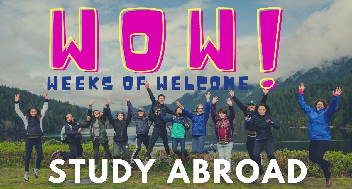 banner - Study Abroad WoW